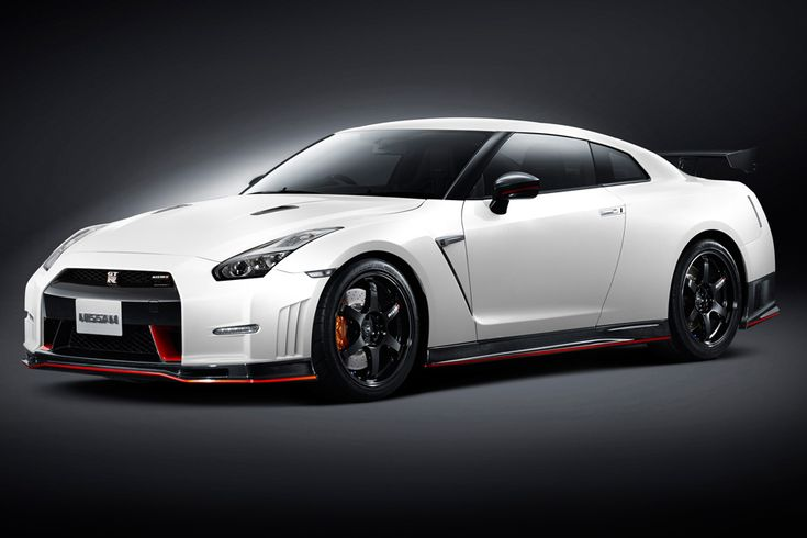 Nissan GT-R Nismo | With a 3.8-liter turbocharged V6 engine producing a ridiculous 600 horsepower and 481 pound-feet of torque, making it the fastest GT-R to date. A race-inspired suspension setup, exclusive Dunlop tires, a more rigid body structure, and significantly-improved aerodynamics make it an impressive beast on and off the track. Inside you'll find carbon-fiber Recaro racing seats, Alcantara details throughout, and red accents to dress it up and much more. ( $TBA )