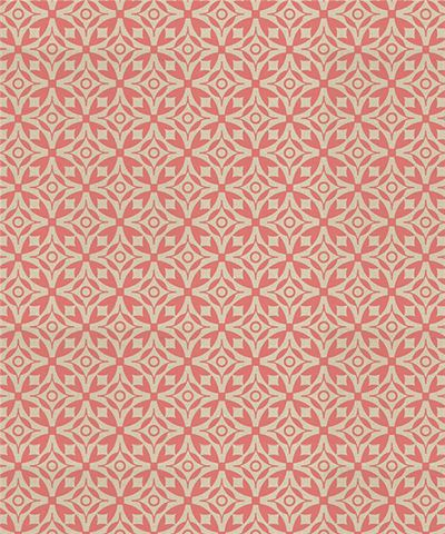 Nila wallpaper in Rose Pink | Akin Suri.