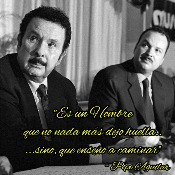 Pepe Aguilar & his Dad, Antonio Aguilar (r.i.p)