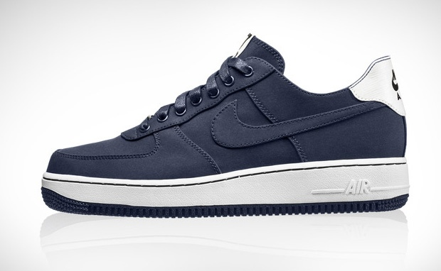 Dover Street Market x Nike Air Force 1 - Classic Navy: Running Shoes, Fashion Nike, Street Marketing, Sneakers Sho, Air Force 1, Nike Air Force, Dovers Street, Men Shoes, Nike Sneakers