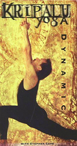 Kripalu Yoga - Dynamic [VHS] >>> Want additional info? Click on the image.