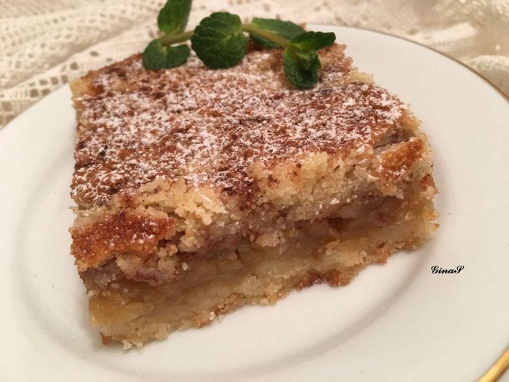 Cea mai simpla si rapida prajitura, dar in acelasi timp delicioasa. Este combinatia perfecta de blat crocant, mere cremoase si aroma de scortisoara.