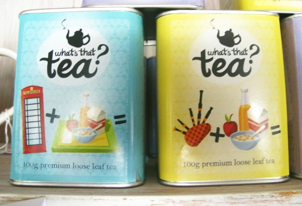 How cute are these Teas. My favourite is Strawberry & Champagne...yum!