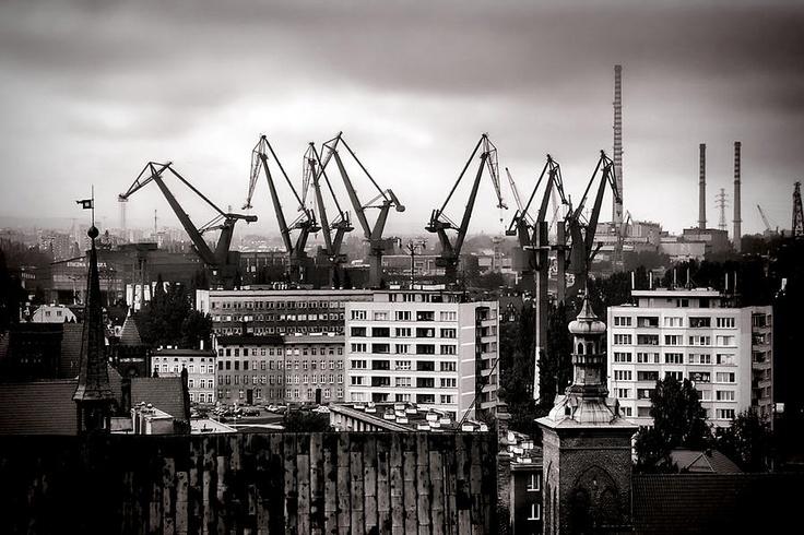Shipyard - Gdańsk
