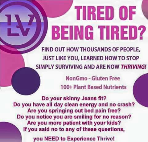 Want to know more??? Check out my link and find out about the FASTEST growing wellness movement in the U.S.? Millions of people have had their lives changed. Will you be next? crjwilson.le-vel.com