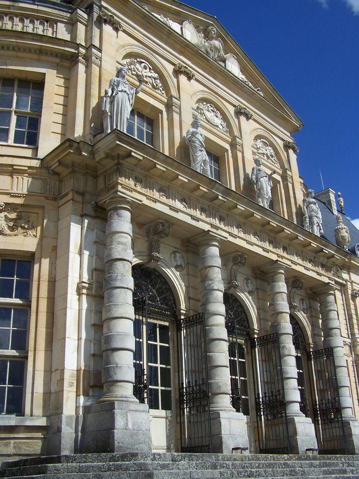 Les 255 meilleures images du tableau vaux le vicomte sur pinterest baroque ch teaux et ancien - Visite vaux le vicomte ...