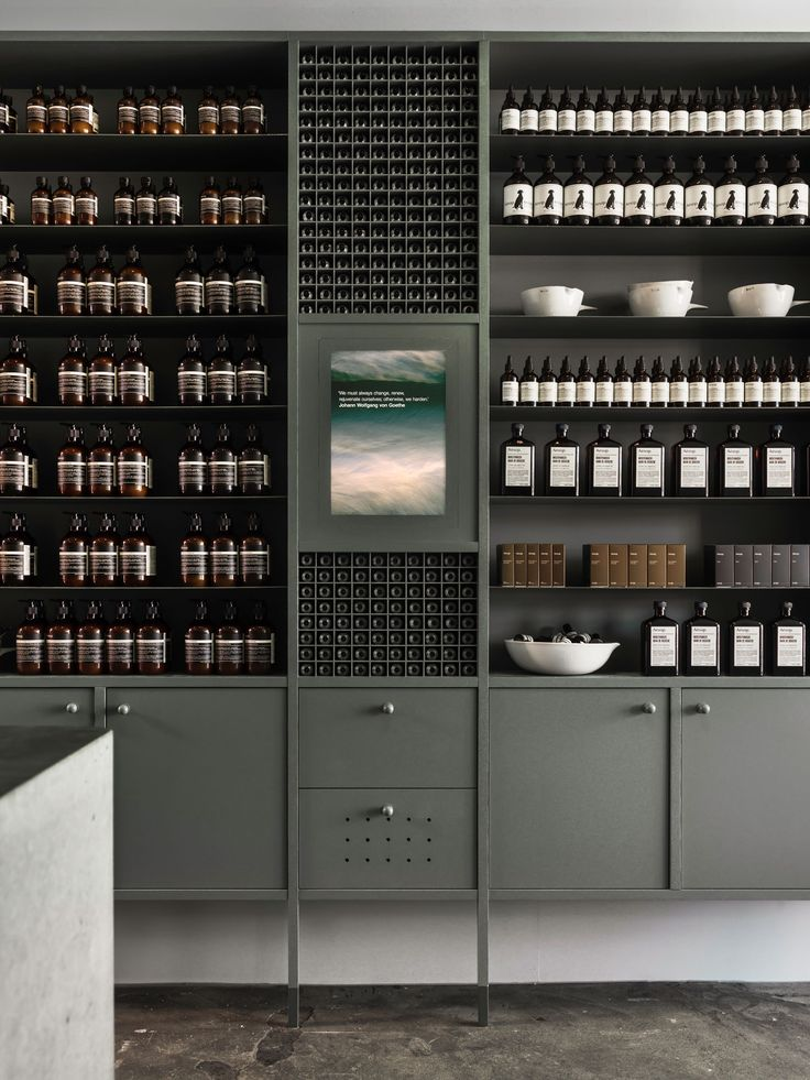 17 best ideas about aesop store on pinterest retail shop for Outer space design melbourne