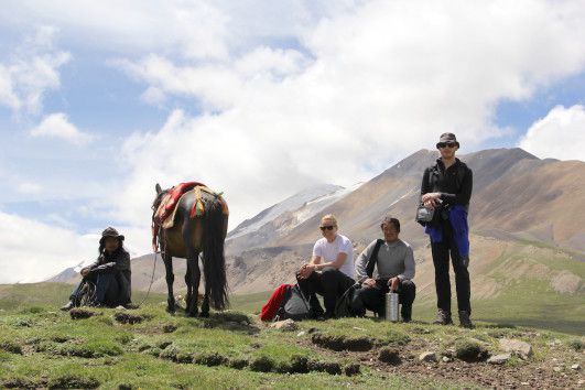 Trekking is a journey of multiple days on foot in order to climb and walk through highland and mountainous areas.