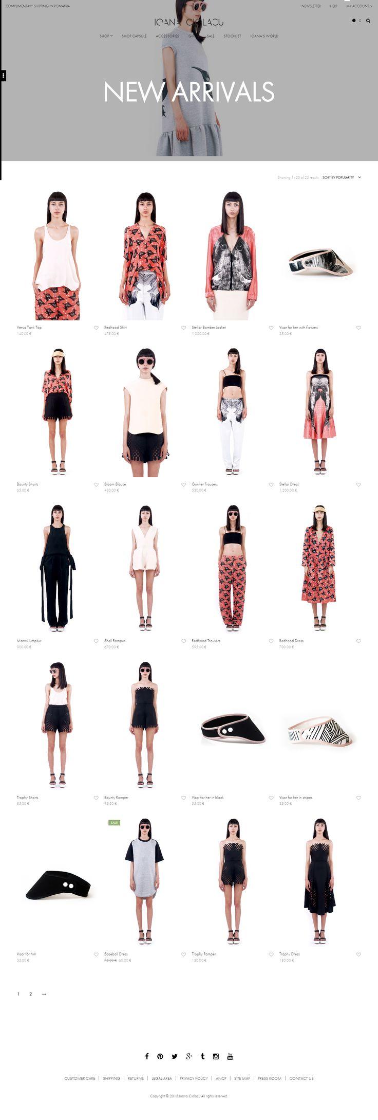 Meet Ioana of the fashion brand Ioana Ciolacu. She has built an amazing online shop using Shopkeeper #WordPress #theme http://www.getbowtied.com/customer-stories-meet-ioana-of-the-fashion-brand-ioana-ciolacu-shop/?utm_source=pinterest.com&utm_medium=social&utm_content=ioana-ciolacu&utm_campaign=customer-stories
