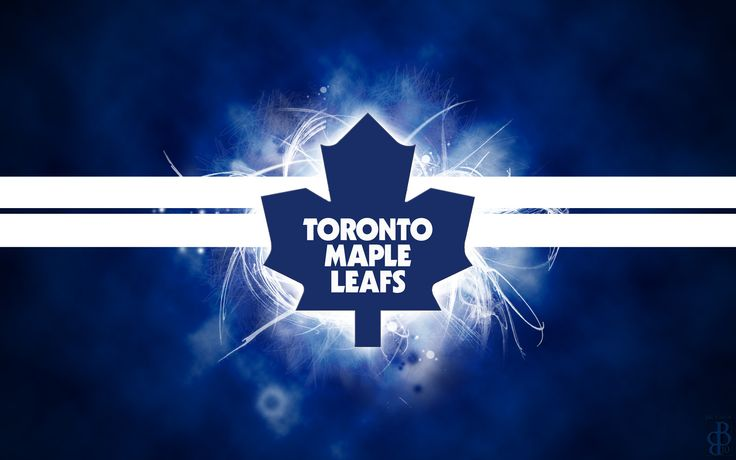 Toronto Maple Leafs Logo High Quality 4K Wallpapers - http://wallucky.com/toronto-maple-leafs-logo-high-quality-4k-wallpapers/