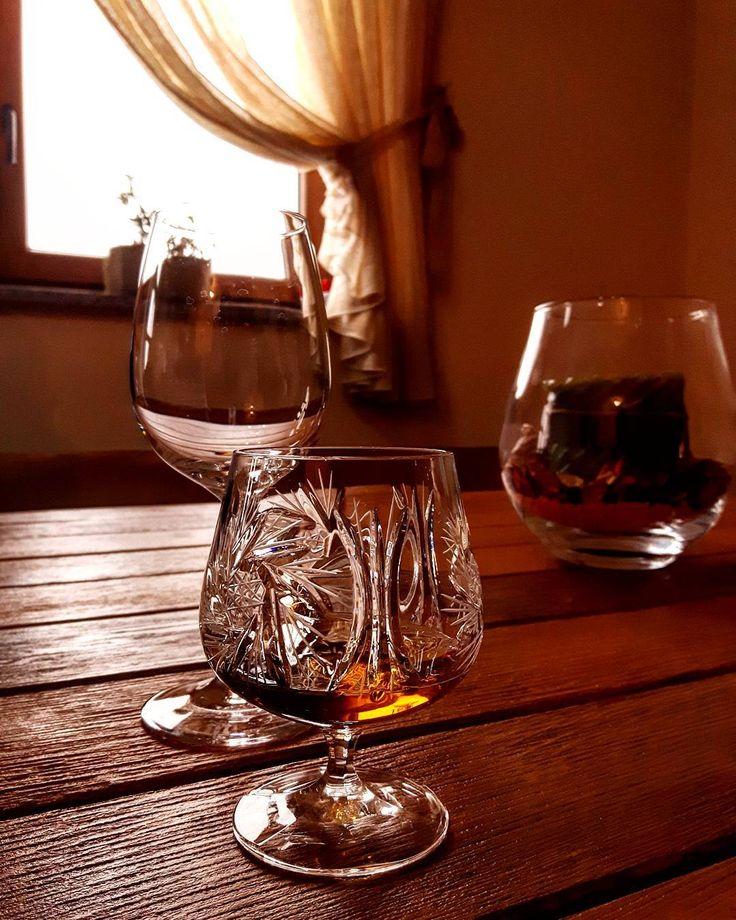 #Homemade #herbal #schnapps before #winetasting at #lescanecvina.  Beautiful location with an #amazing #atmosphere lovely host and fantastic #wine.  #Vivodina #Ozalj #love #winelover #winery #winerytour #wein #vin #vino #vinarija #gastro #viticulture #nofilter #travelling #tryingnewthings #roadtrip #kusaonica #rakija #Kerner #SiviPinot