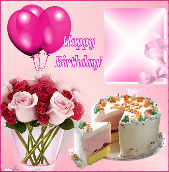 52 Best Happy Birthday Imikimi Images On Pinterest Frames Happy B