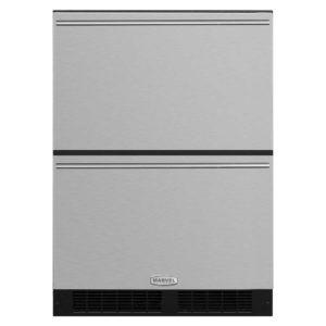 Marvel 24 Refrigerator Drawers
