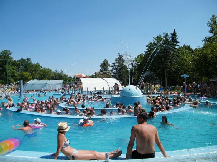 Aqua Palace Hajduszoboszlo (family friendly water park)  - Hungary