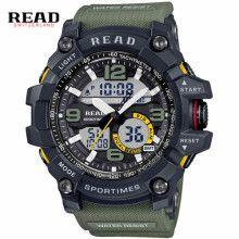 #Watch #MyPick #QuartzWatches #Quartz  READ brand 2017 top sports new cheap electronic wrist watches for men Masculino Relogio Calendar Alarm clocks silicone watchband | 25.58 $ | Best price guarantee!