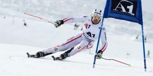 Romed Baumann  allenamento estivo a Zermatt