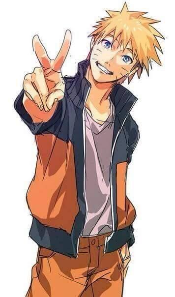 Naruto hermoso como siempre