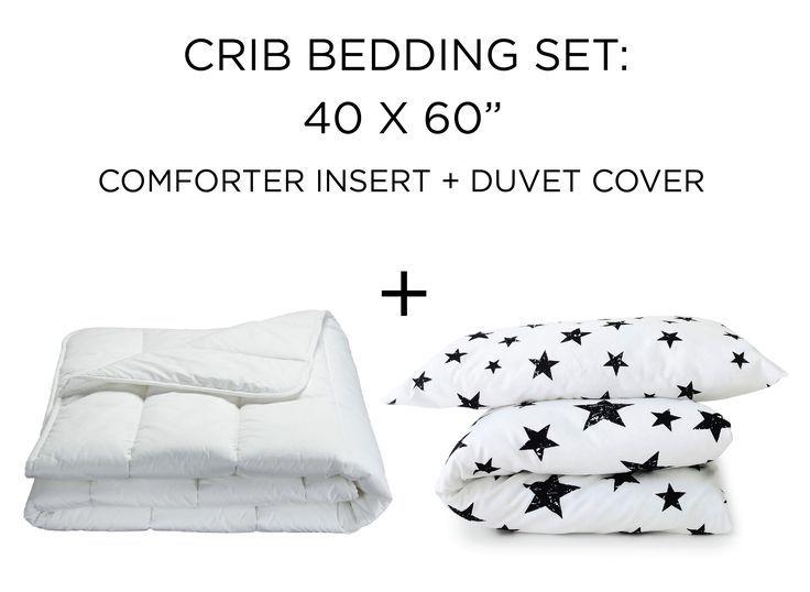 Toddler Duvet Insert And Star Duvet Cover 40x60 Set Toddler
