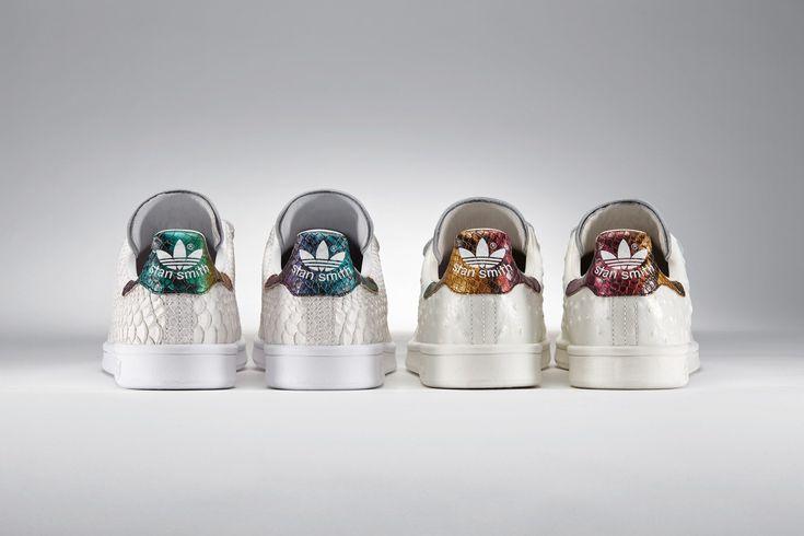 adidas Originals – mi Stan Smith: Neue Optionen zum personalisieren! Seit 1971 legt der Stan Smith einen Siegeszug hin – schon lange nicht mehr nur auf dem
