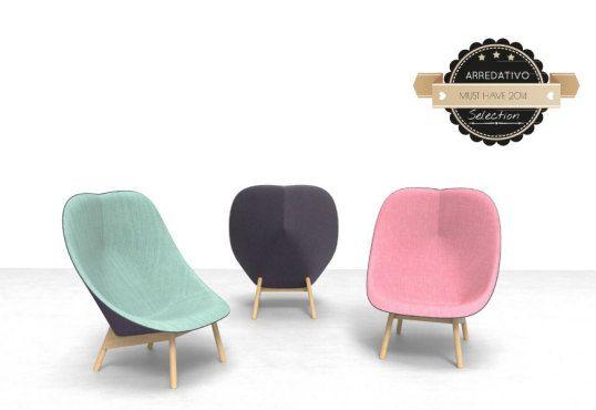 Uchiwa armchair