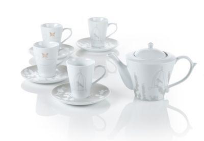 Birdie Teapot Set