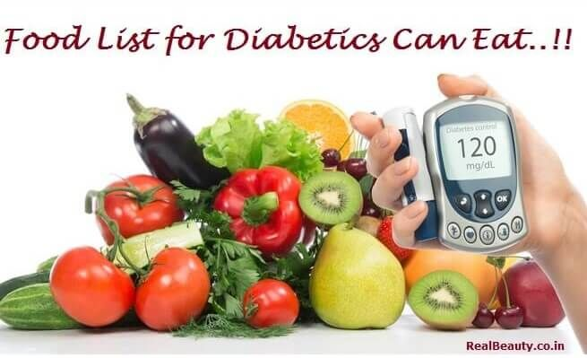 Healthy Foods for Diabetics (Blood Sugar) to Eat