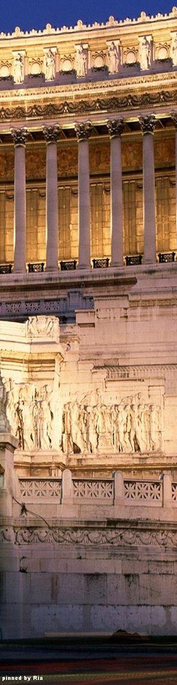 The Altare della Patria l Monumento Natzionale a Vittorio Emanuele ll , Roma…