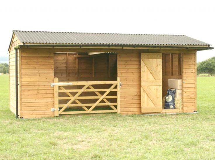 Bon Mobile Field Shelters U2013 Galvanised Towing Frame U2013 Mobile Field Shelter With  Tack/Feed Room U2013 Equestrian Buildings U2013 Horse Stables