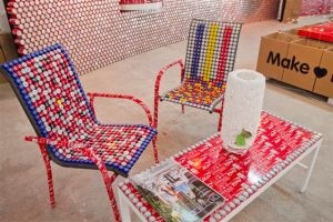 Recycled Collection, il Concept Store del riciclo by Coca Cola