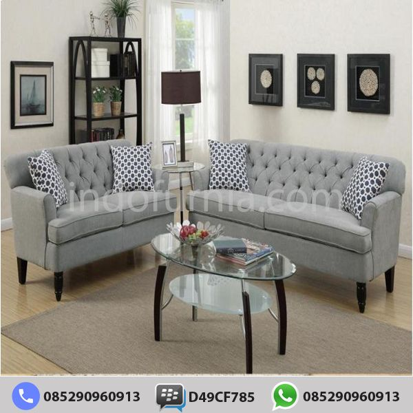 Model Kursi Sofa Minimalis KSS-26