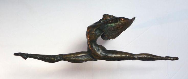 Never Look Back - Natasja van den Eng-Gallery ArtAttack Rotterdam