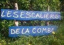 Chambres d'hôtes Bed & Breakfast B&B Les Escaliers de La Combe Saint Matré Cahors Lot Frankrijk