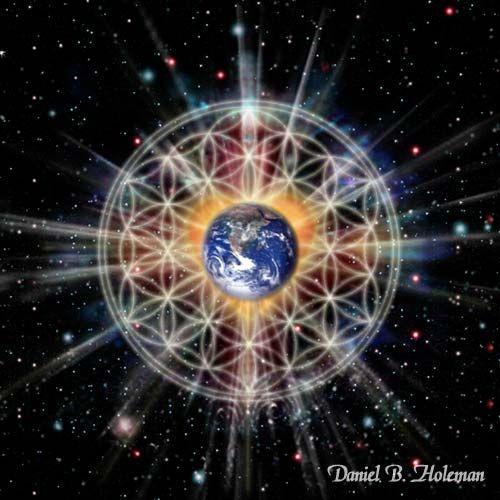 #Mandala -Sacred Geometry - Temple Illuminatus