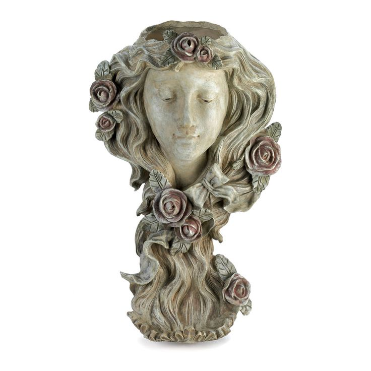 Rose Angel Wall Planter Rose Angel Wall Planter,Garden Planters and Indoor Planter,Decor,Novelties at Wholesale Prices [10014166] : Twin Ports, Decor, and Novelties, Decor and Novelties at Wholesale Prices, Decor, and Novelties, at Wholesale, Prices!