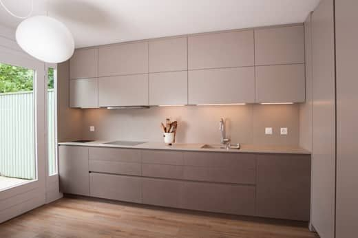 7 inspiring modern mini Kitchens to copy
