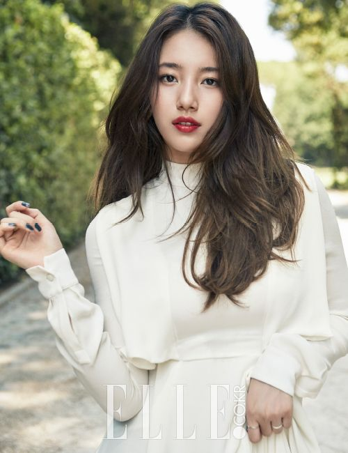 Suzy for Elle B-Cuts - layered cut