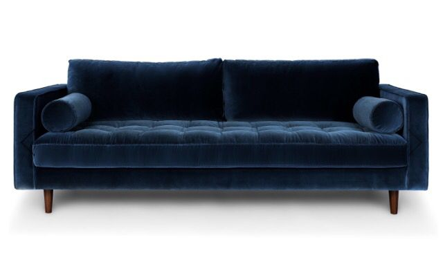 Sven sofa from article.com                                                                                                                                                                                 More