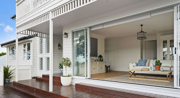 Turn any home upside down with a Hamptons facelift! Scyon Linea cladding is the perfect choice to create your dream home.