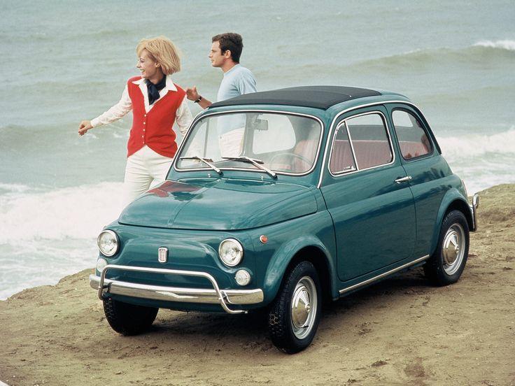 Fiat 500 Sport. Bellissima!