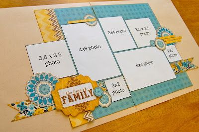 scrapbook generation: Eight new kits by Allison and Debbie