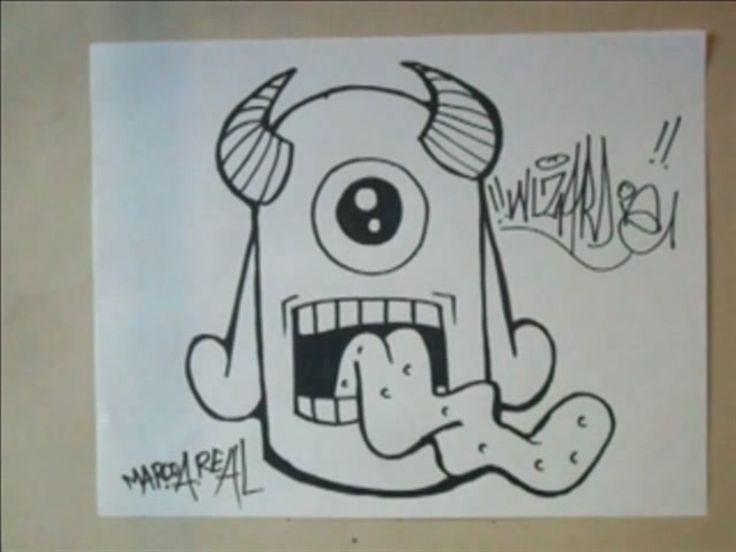 Картинки по запросу рисунки карандашом для начинающих граффити