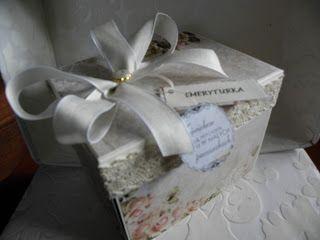 kartki,karteczki,pudełeczka i takie tam...: Wyjątkowe pudełeczko z okazji przejścia na emerytu...