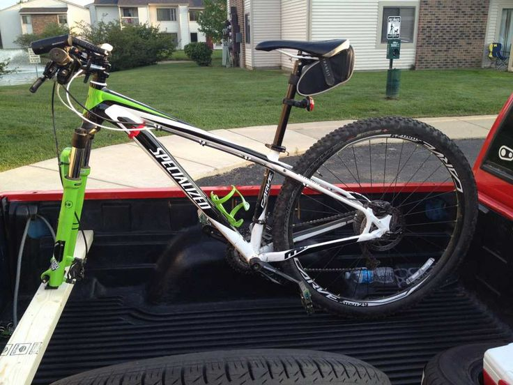 Best 25+ Truck bed bike rack ideas on Pinterest | Pvc bike ...