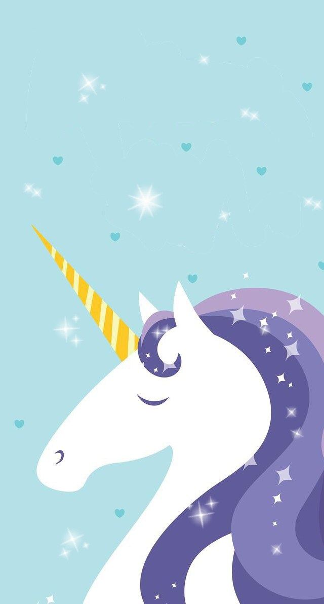 Pin By G I On Papel De Parede Unicorn Wallpaper Unicorn Pictures Wallpaper Iphone Cute Unicorn live wallpaper iphone