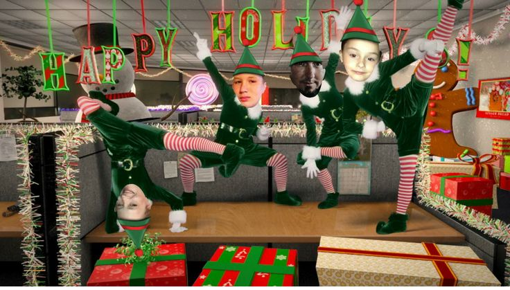 Happy Holidays from the Kardos clan!