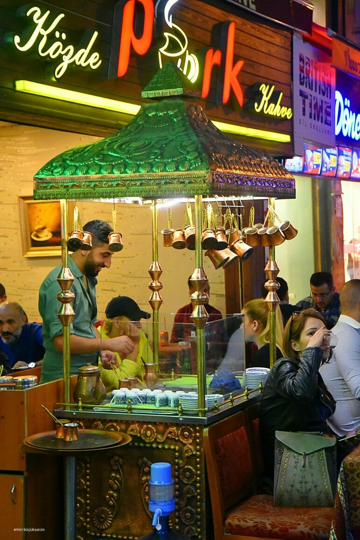 Közde kahve. Kadıköy. İstanbul. Fotograf: Emin Küçükserim