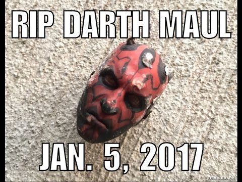 Electrified Porcupine - Toys, Collectibles, Action Figures, Music, WWE, and More!: The Day I Killed Darth Maul  (Sideshow Collectible...
