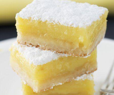 Rezept: Zitronenkuchen nach amerikanischer Art -ausprobiert - war etwas fest und sehr fett