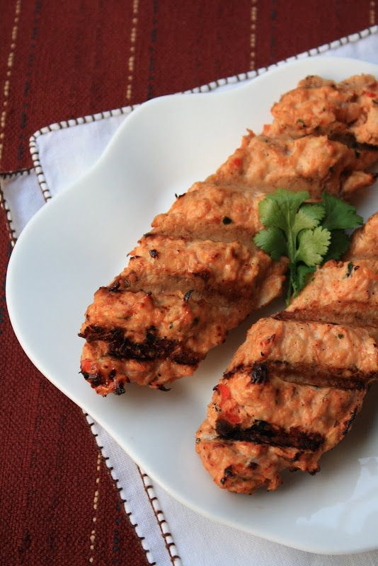 chicken adana recipe
