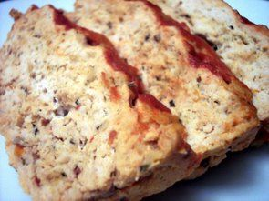 Chipotle Meatloaf - use a little less chipotle in the glaze so it's ...